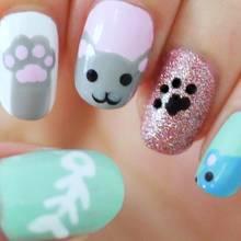 Jak zrobić ładne kotki na paznokciach?