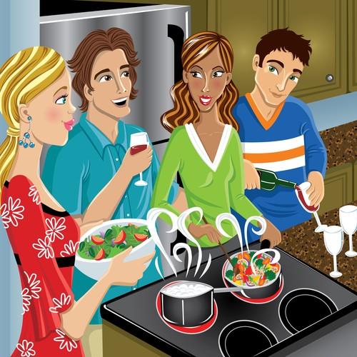 Zapraszanie gości – podstawowe zasady