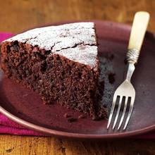 Ciekawy sposób na ciasto buraczano-czekoladowe