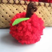 Jabłko-pompon – jak je zrobić?