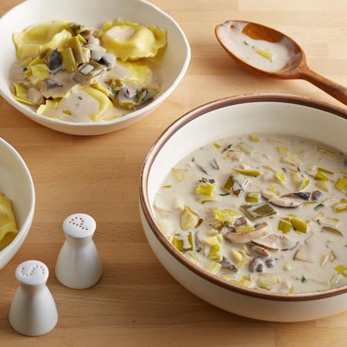 Jak wykonać dobry sos grzybowy ze świeżych grzybów?