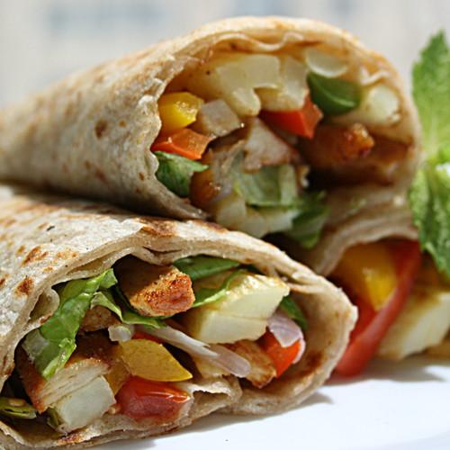 Tortilla z kurczakiem – jak ją przygotować?