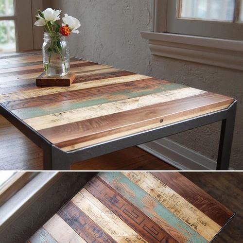 Jak wykonać oryginalny stolik z palety drewnianej?