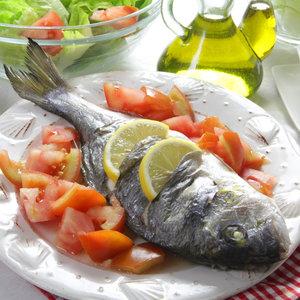 Ryby w lodówce