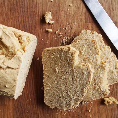 Jak zrobić oryginalny chleb z cieciorki?