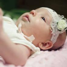 Zasady zawijania dziecka w rożek