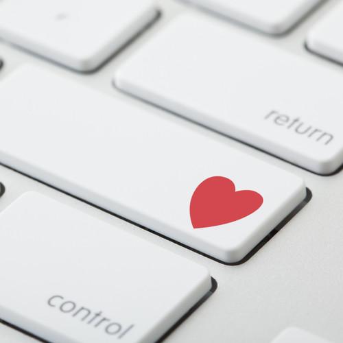 Jak szybko zrobić serduszko na klawiaturze?