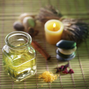 Zmywanie oliwy