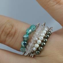 Jak zrobić ładny pierścionek z koralików?