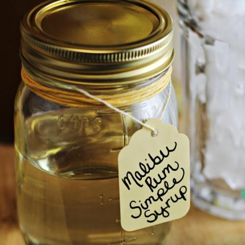 Proste zasady przyrządzania dodatku do napojów simple syrup