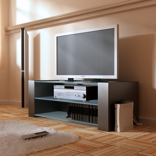 Telewizor w nowoczesnym wnętrzu