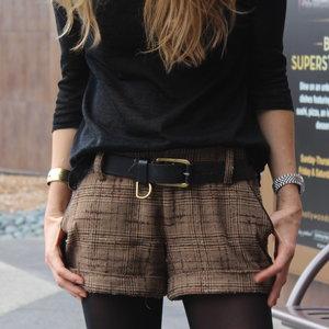 Podstawowe zasady noszenia szortów w czasie zimy
