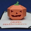 Jak zrobić kartkę-dynię na Halloween?