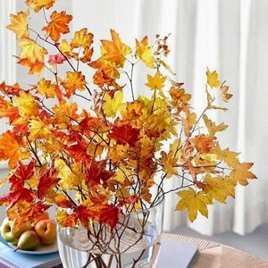 Ozdoby z liści