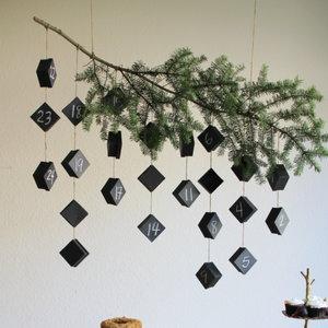 Kalendarz adwentowy – koperty