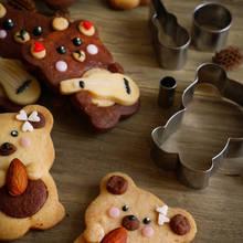 Jak upiec ciasteczka cynamonowe – misie?