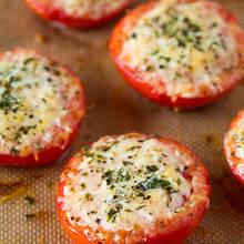 Jak przyrządzić zapiekane pomidory z parmezanem?