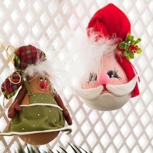 Jak zrobić świętego Mikołaja z żarówki?