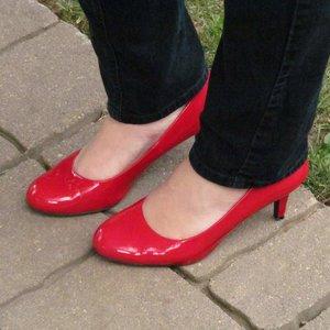 Odpowiednie obuwie