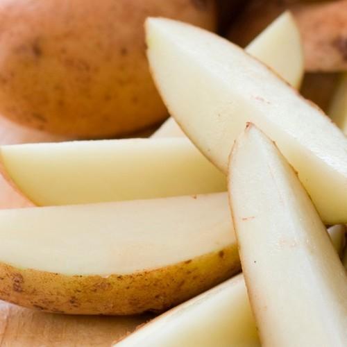 Jak zrobić prostą maseczkę z ziemniaków?