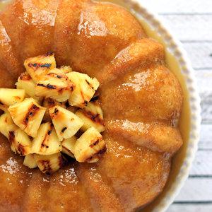 Babka ananasowa – ciekawy deser nie tylko na Wielkanoc