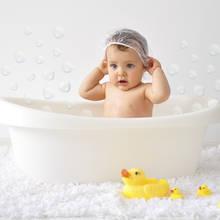 Jak poprawnie kąpać dziecko w krochmalu?