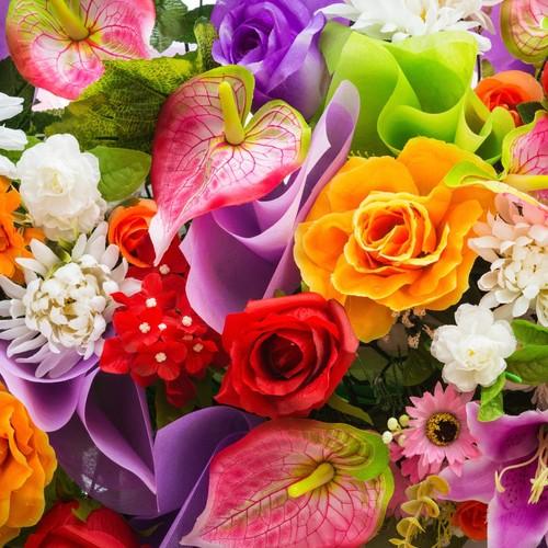 Zaskakujące bukiety bez kwiatów