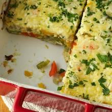 Oryginalny sposób na śniadanie – frittata