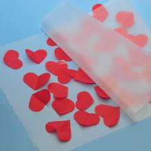 Romantyczny prezent – serce z wosku