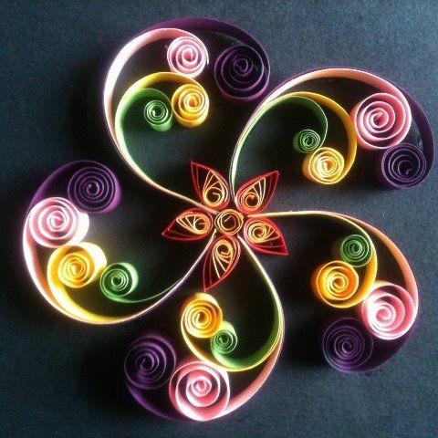 Jak wykonać papierowe kwiaty metodą quillingu?
