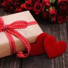 Jak wykonać przywieszkę do prezentu na walentynki?
