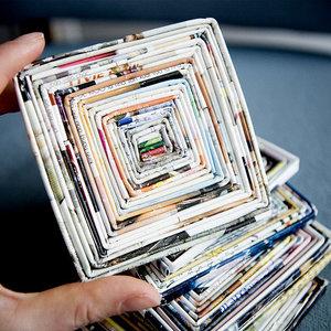 Ciekawe podkładki papierowe – jak je zrobić?