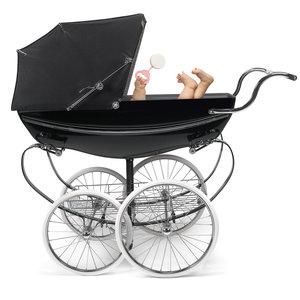 Zasady wyboru wózka dla dziecka