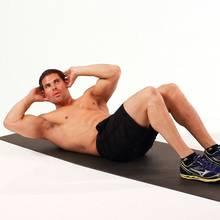 Zasady poprawnego ćwiczenia brzuszków