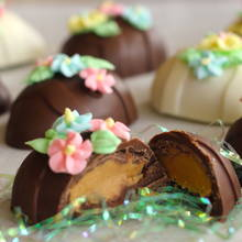 Słodkie jajka z masłem orzechowym na Wielkanoc – jak je przyrządzić?