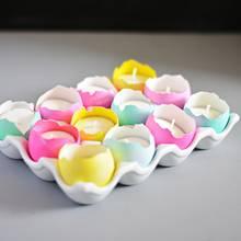 Jak przygotować świeczniki ze skorupek po jajkach?