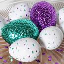 Jak zrobić błyszczące jajko ze styropianu?