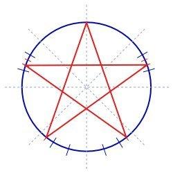Jak narysować gwiazdę – krok czwarty