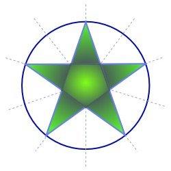 Jak narysować gwiazdę – krok piąty