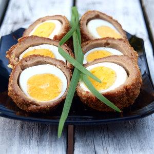 Jak przyrządzić pyszne jajka po szkocku?