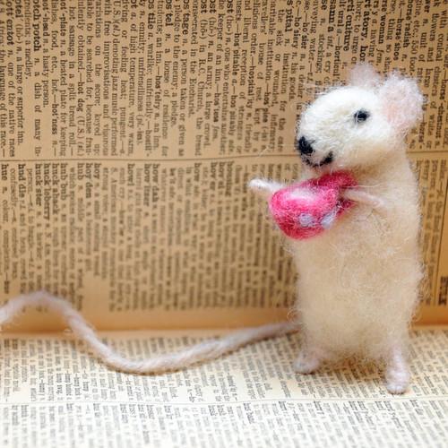 Jak zrobić zabawną zakładkę – myszkę?