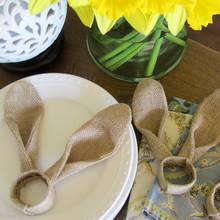 Jak przygotować dekoracyjne serwetki na Wielkanoc?