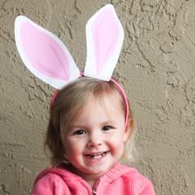 Jak przygotować królicze uszy dla dziecka?