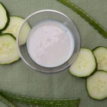 Jak przygotować maseczkę z cytryną i ogórkiem?