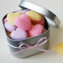 Jak przygotować kolorowe kostki cukru?