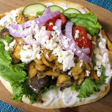 Jak przyrządzić gyros warzywny?