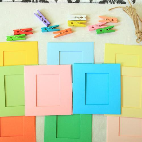 Jak zrobić papierową ramkę na zdjęcia?