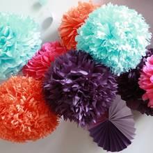 Jak zrobić dekoracyjne papierowe kule?