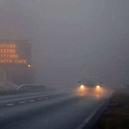 Jazda podczas mgły – podstawowe zasady