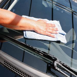 Ręczne mycie auta – krok czwarty